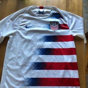 Christian Pulisic USA Team Soccer Jersey